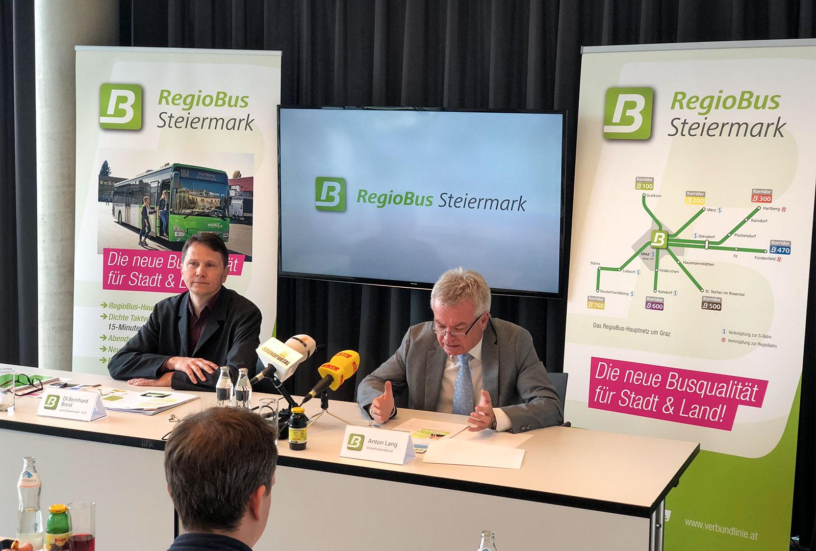 RegioBus – Messeauftritt und Präsentation 3