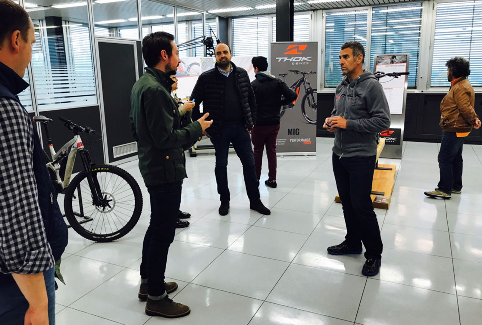 E-Bike System Langhe Roero