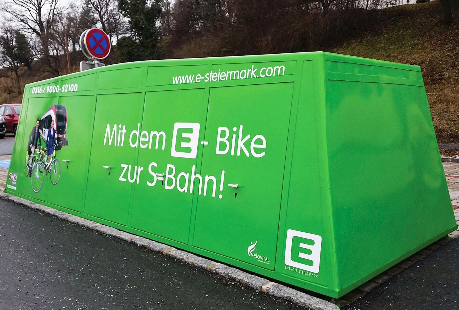 E-Bike – S-Bahn 2