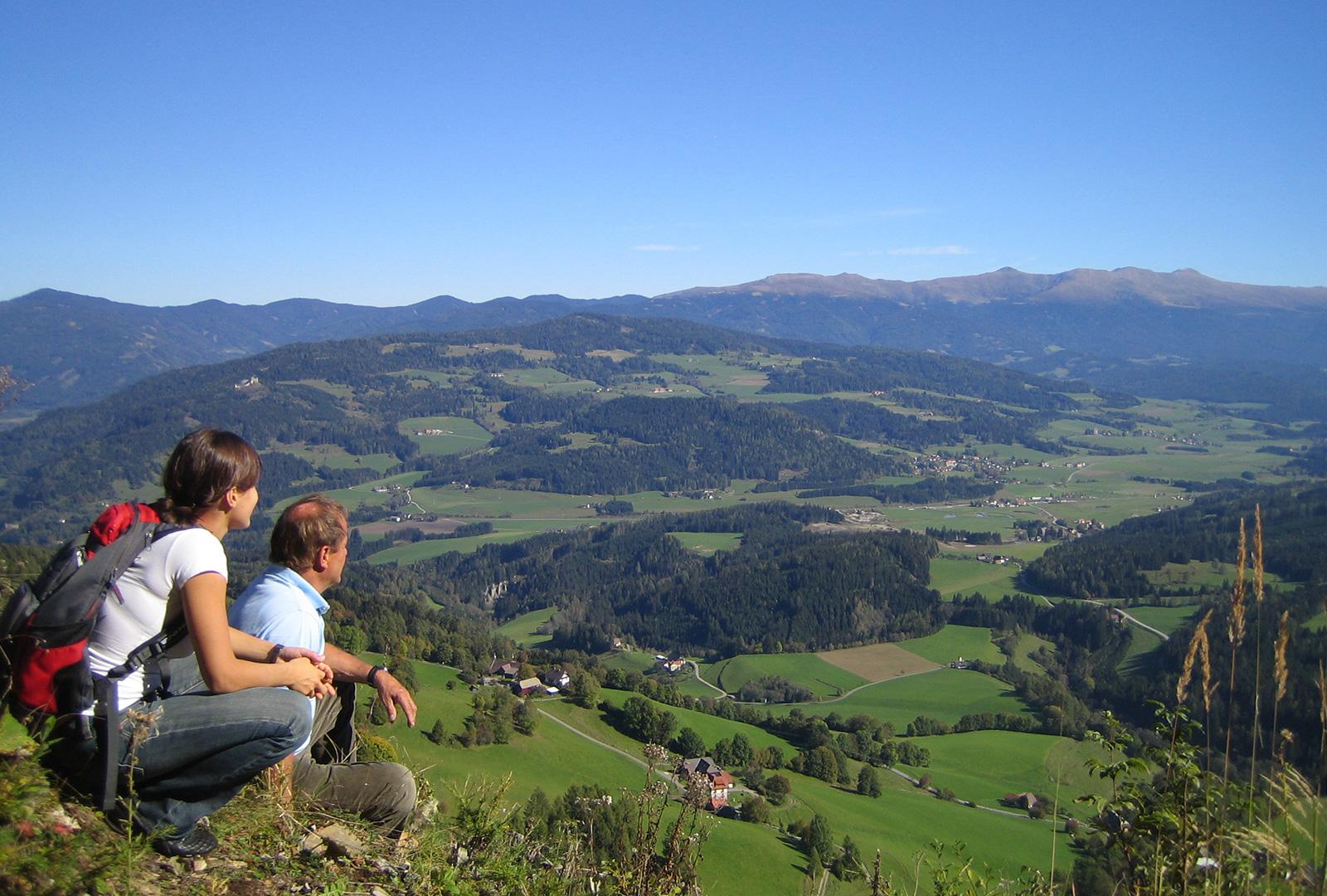 Alpine E-Mobility Region Mittelkaernten 1