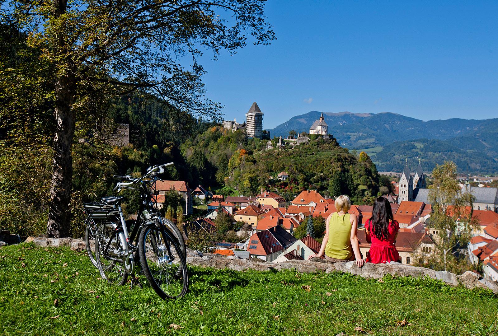 Alpine-E-Mobility Region Mittelkaernten 3
