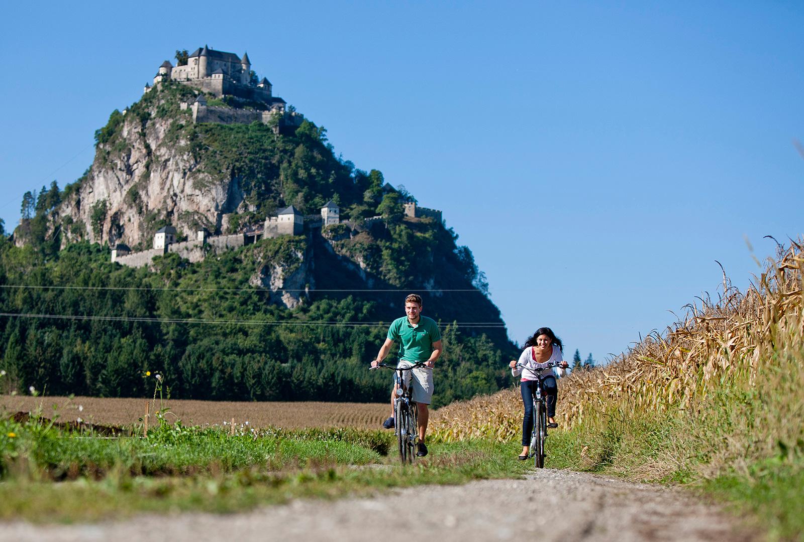 Alpine-E-Mobility Region Mittelkaernten 4